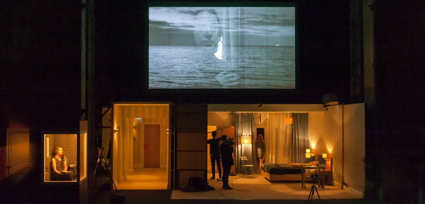 La Maladie de la Mort - Bouffes du Nord Theatre, Paris 2018